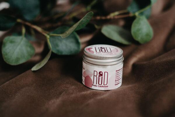 crema naturista pentru piele catifelata