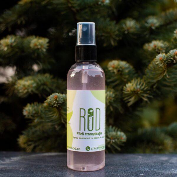 antiperspirant Rod fara transpiratie