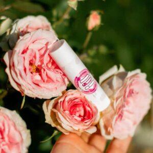 balsam pentru buze catifelate ROD