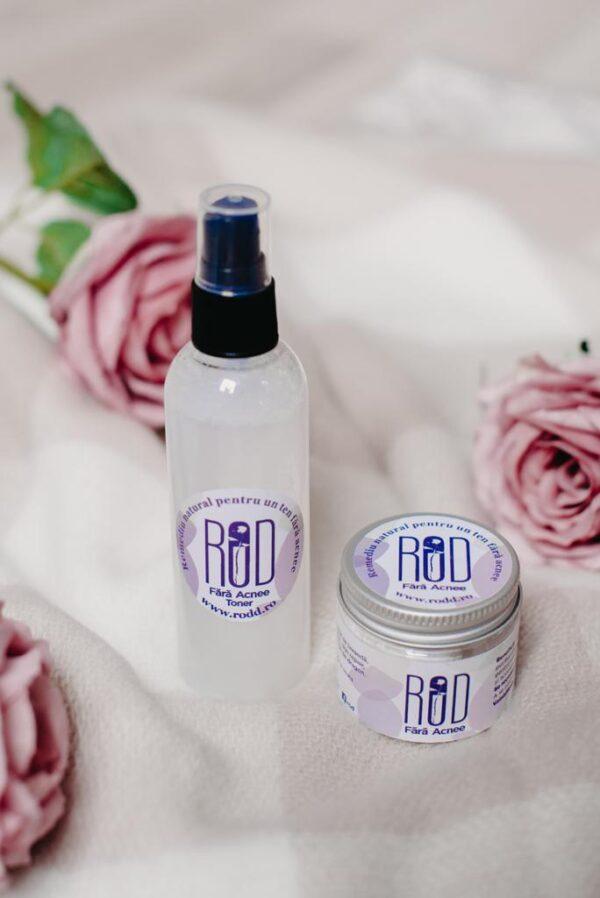 crema anti acnee si toner anti acnee