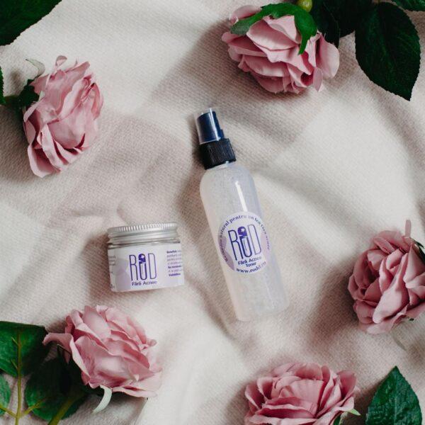 toner anti acnee si crema anti acnee