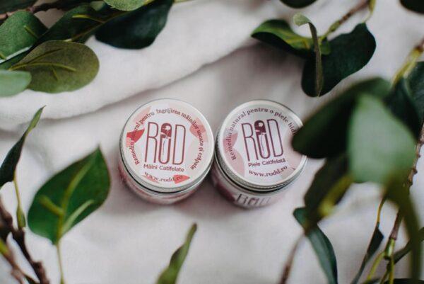 pachet crema pentru maini catifelate si crema pentru piele catifelata